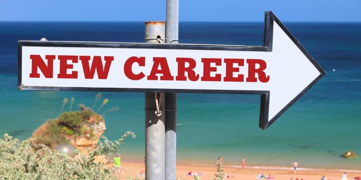 navigating a new career